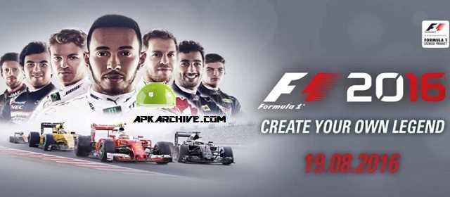 F1 2016 v1.0.1 APK