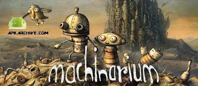 Machinarium v2.2.9 APK