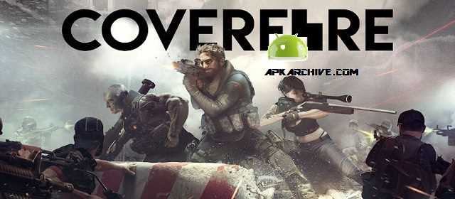 Cover Fire Apk