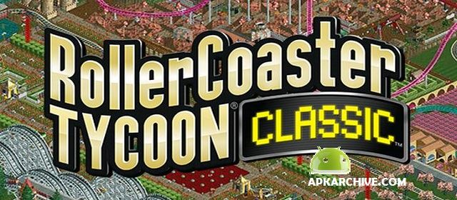 RollerCoaster Tycoon® Classic v1.1.1.1702010 APK