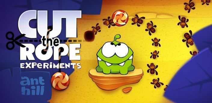 Cut the Rope: Experiments apk