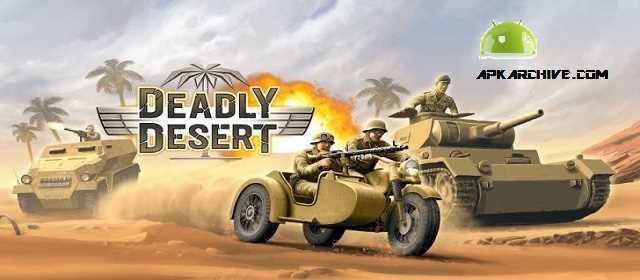 1943 Deadly Desert Premium v1.0.2 APK