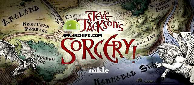 Sorcery! v1.4 APK