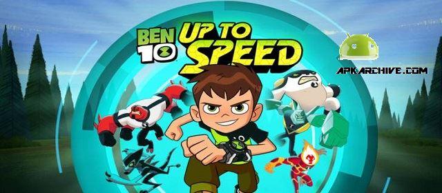 Ben 10: Up to Speed v1.0.0 APK