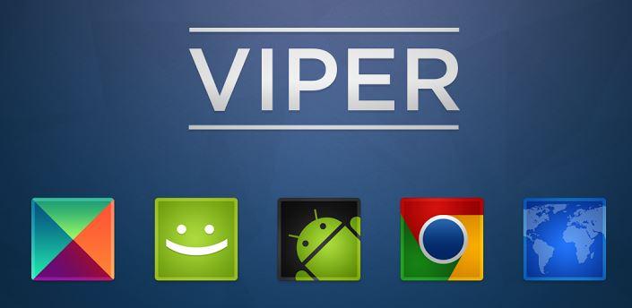 VIPER - Go Apex Nova theme apk