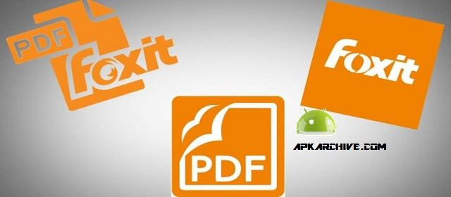Foxit Business PDF Reader Apk