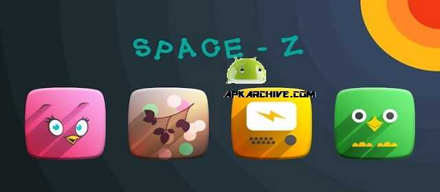 Space Z Icon Pack Theme v1.1.5 APK
