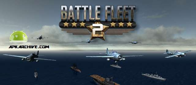 Battle Fleet 2 v1.41 APK