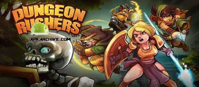 Dungeon Rushers v1.3.11 APK