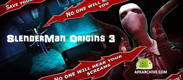 SlenderMan Origins 3 Full Apk