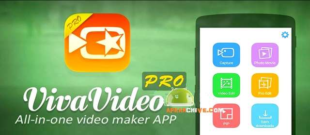 VivaVideo Pro: HD Video Editor v4.6.0 APK