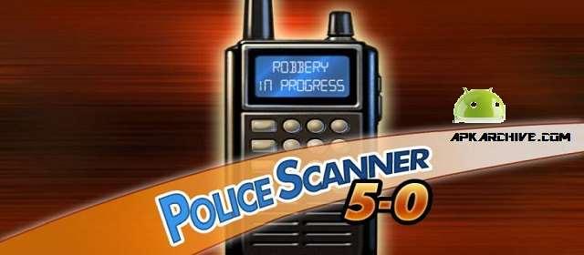 Police Scanner 5-0 v2.7 APK