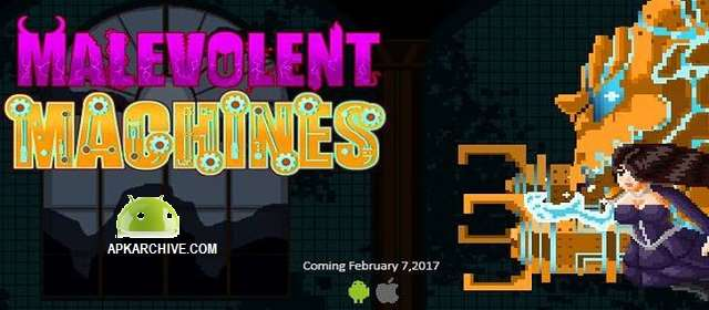 Malevolent Machines v1.4 APK