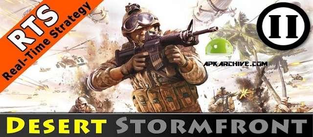 Desert Stormfront - RTS Apk