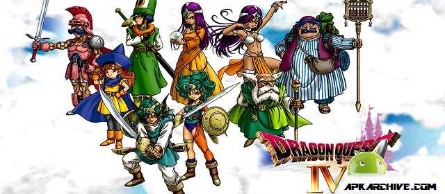 DRAGON QUEST IV v1.0.5 APK