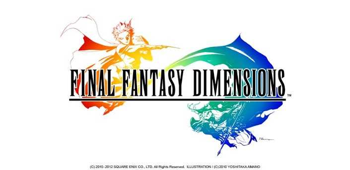 FINAL FANTASY DIMENSIONS v1.1.3 APK