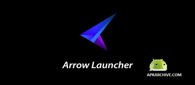 Arrow Launcher Apk
