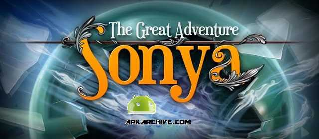 Sonya The Great Adventure Full v1.1 APK