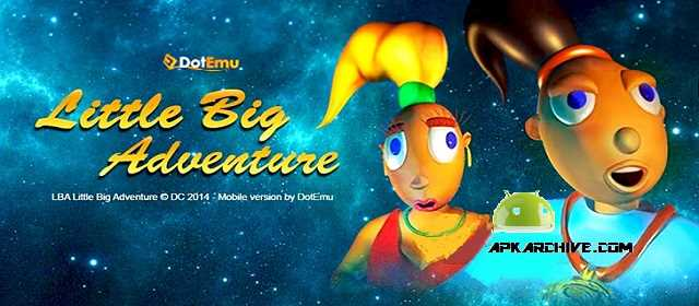 Little Big Adventure Apk