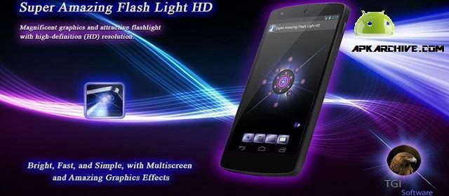 Super Amazing FlashLight Pro Apk