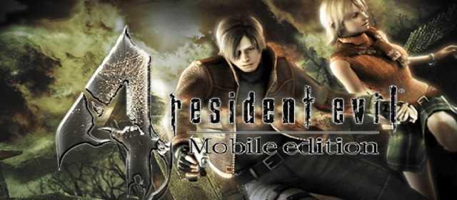 Resident Evil 4 v1.01.01 [English] APK