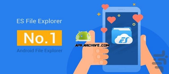 ES File Explorer File Manager v4.1.6.7.1 APK