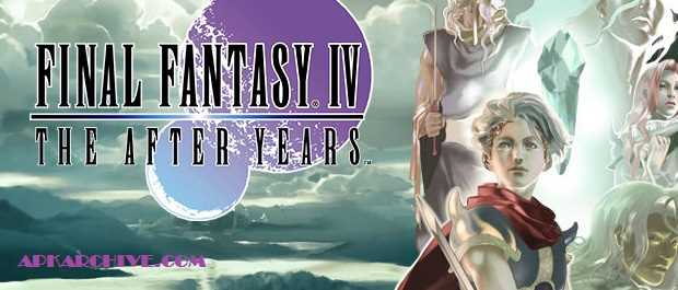 FINAL FANTASY IV: AFTER YEARS v1.0.7 APK
