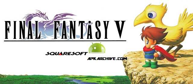 Final Fantasy 5 apk