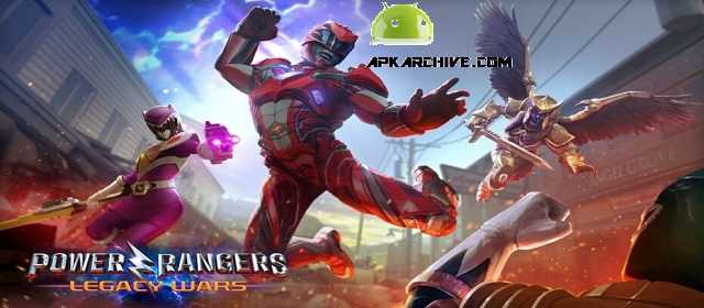 Power Rangers: Legacy Wars v1.0.1 APK