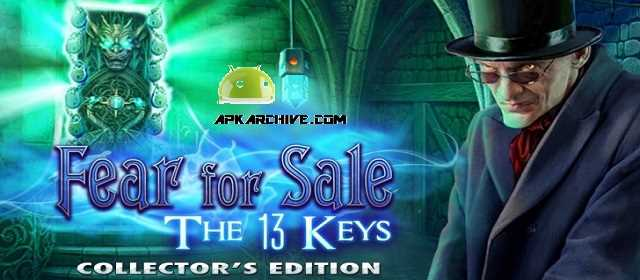Fear for Sale: 13 Keys (Full) Apk