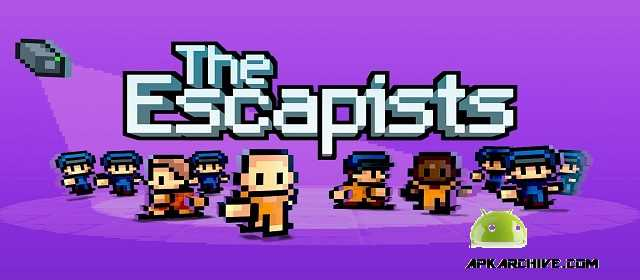The Escapists v1.0.5 APK