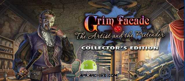 Grim Facade: The Artist (Full) v1.0.0 APK