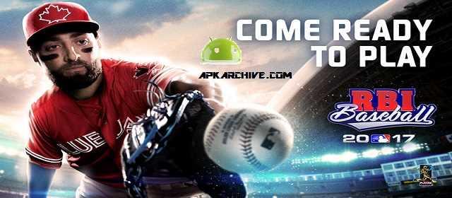 R.B.I. Baseball 17 Apk