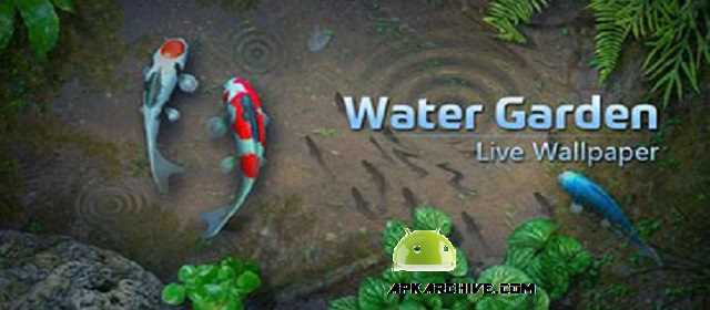 Water Garden Live Wallpaper v1.56 APK