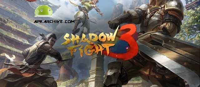 Shadow Fight 3 v1.0.1 [Mod] APK