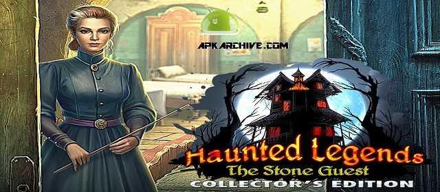 Haunted: Stone Guest (Full) Apk