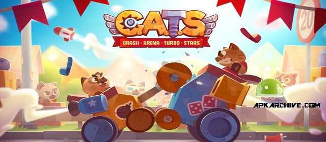 CATS: Crash Arena Turbo Stars v2.0 APK