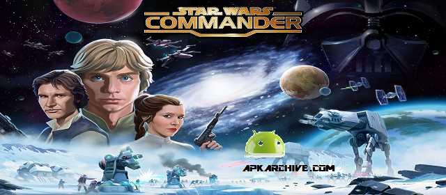 Star Wars™: Commander v4.11.0.9772 [Mod] APK