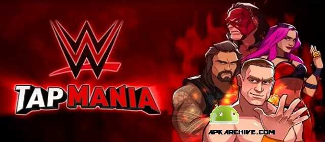 WWE Tap Mania v1.1 [MOD] APK