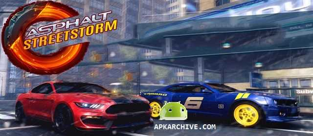 Asphalt Street Storm Racing v1.0.1a APK