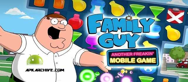 Family Guy Freakin Mobile Game v1.7.13 [Mod] APK