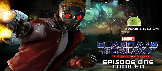 APK MANIA™ Full » Guardians of the Galaxy TTG v1 02 APK