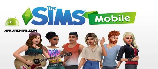 The Sims™ Mobile v2.1.3.90021 APK