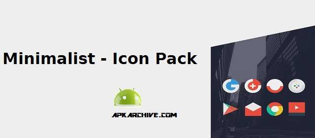 Minimalist – Icon Pack v1.1.1 APK