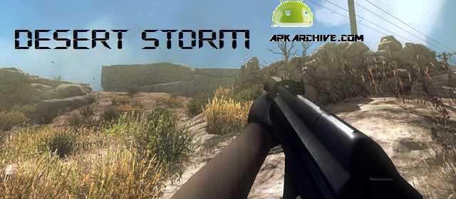 Desert Storm v9.0 APK
