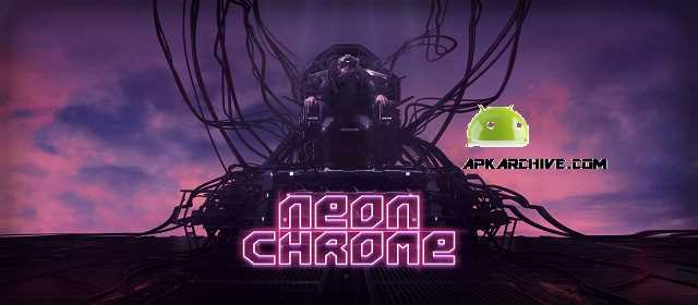 Neon Chrome Apk