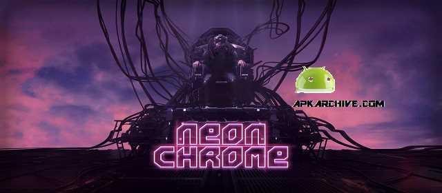 Neon Chrome Apk