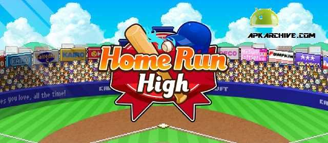 Home Run High Apk