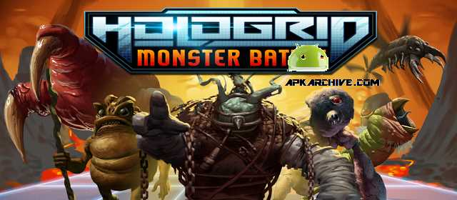 HoloGrid: Monster Battle Tango v1.9.15 APK