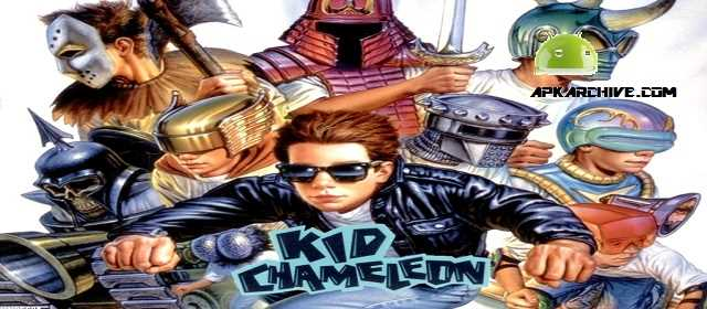Kid Chameleon Apk